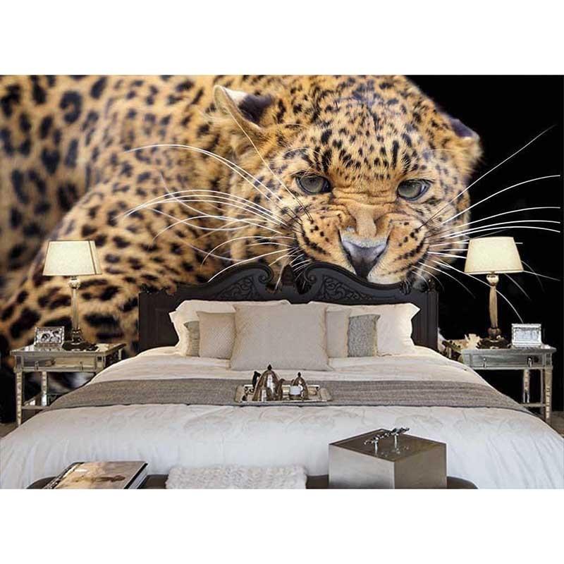 Cheetah Wallpaper Mural - - Amazon.com