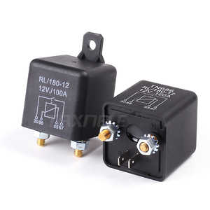High Current Relay Starting relay 200A 100A 12V/24V Power Automotive Heavy Current Start relay Car relay(China)
