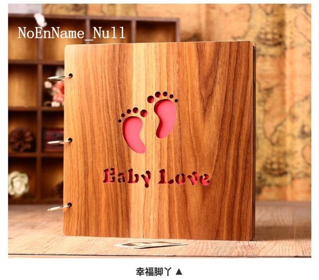 NoEnName_Null parejas creativas de madera marco de Fotos de ...