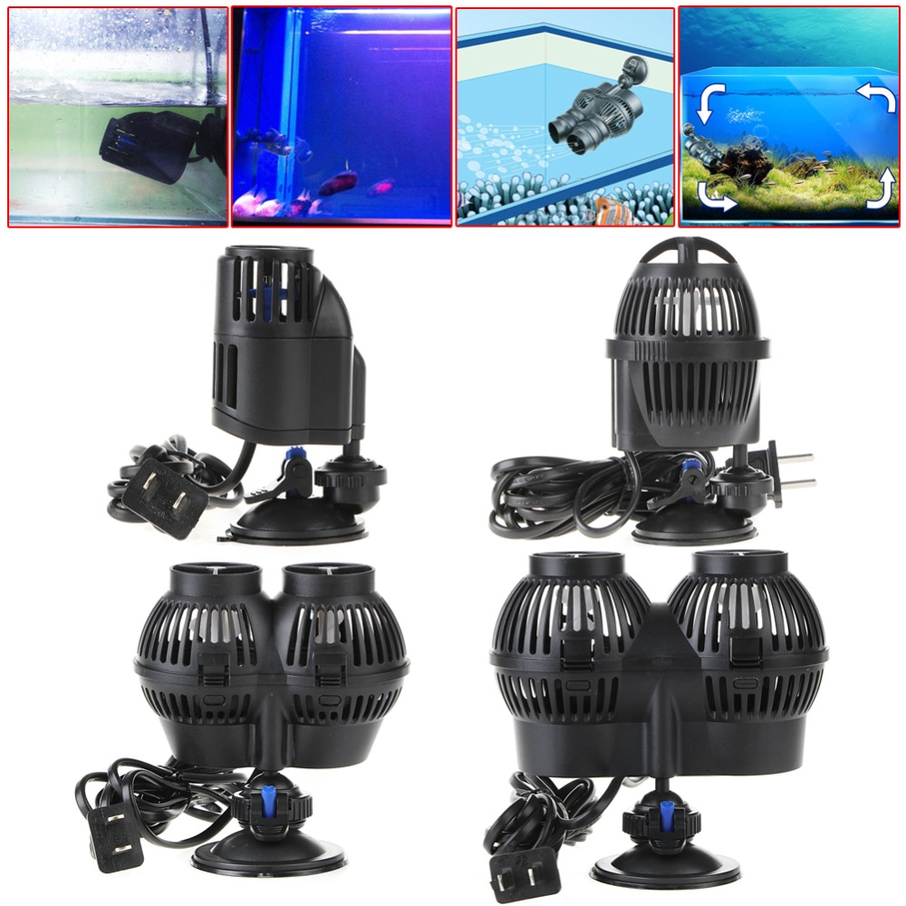 Aquarium fish tank mist maker - 220 240v Circulation Water Pump Wave Maker Aquarium Reef Powerhead Fish Tank China