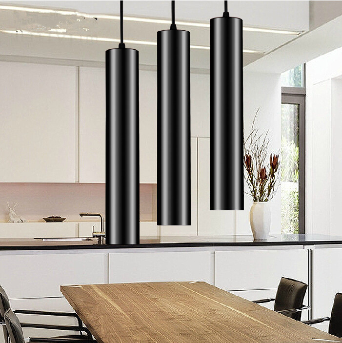 Pendant Lights For Kitchen Counter: New Led Pendant Lamp Down Lights Kitchen Decoration