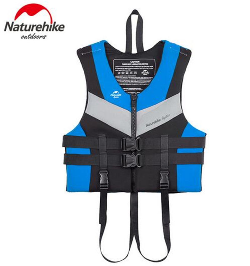 Naturehike Safety Buoyancy Vest Adult Snorkeling Swimming Equipment Men Women Portable Vest Non Life Vest