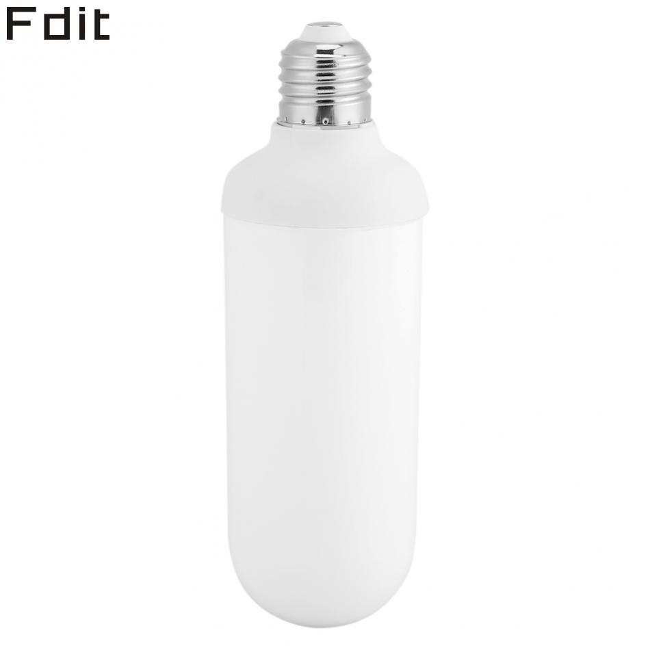 3W E27 E26 2835SMD LED lamp Flame Effect Fire Light Bulbs Flickering Emulation flame Lights 1300K-1800K AC85-265V