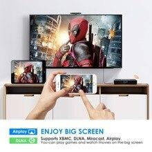 Leelbox MXQ Pro MAX Smart TV BOX Android 9.0 RK3328 DDR4 4GB