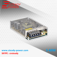 Manufacturer S 60 12 60W 12V Led Tv Power Supply Ac Dc Adapter Led Driver
