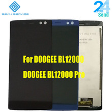 100% Original LCD For DOOGEE BL12000 Display and Touch Screen + Tools  6.018:9 FHD+ Doogee Pro