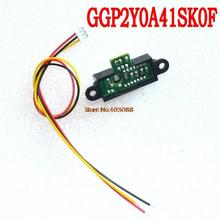 GP2Y0A41SK0F 100% NEW 4-30cm Infrared distance sensor 0A41SK INCLUDING WIRE(China (Mainland))