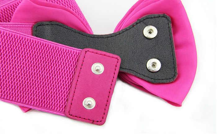 אופנה חמוד חגורת לסטודנטים בנות אבזם חגורות fress לא-אבזם אלגנטי גבירותיי חגורות שמלת מכנסיים