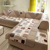 2017 Hot Selling High Quality Winter Cotton Velvet Sofa Cushion Slip Towel Cover Home Armrest 70X150cm