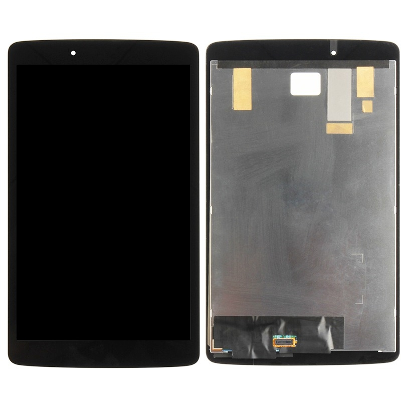h  LCD Screen and Digitizer Full Assembly for LG G Pad 8.0 / V490 (Black)h  LCD Screen and Digitizer Full Assembly for LG G Pad 8.0 / V490 (Black)