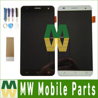 High Quality For Fly FS504 Cirrus 2 Black Color LCD Display Touch Screen Digitizer Assembly 1PC