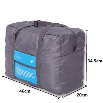 AiiaBestProducts Waterproof nylon Ultralight Foldable gym bag 1