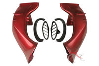 Ram Air Intake Tube Duct For YAMAHA YZF R1 2004 2006 2005 RED Colour Free NEW