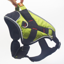 Professional top quality Outdoor Sports pet traction safety protection dog harness  for Large / Medium dog Free shipping