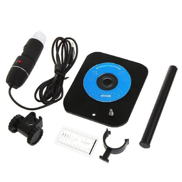 1ks praktická elektronika 5MP USB 8 LED digitální fotoaparát - Měřicí přístroje - Fotografie 2