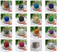 216 pcsNeocube 5mm 3mm bola Magnética de Plata/Oro/negro/Verde/azul/rojo W caja de lata Regalo idea Envío de La Gota