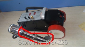 nozzle for this PVC welder high quality hot welder machine for banner textile pvc printing media welder
