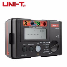 Cheap price UNI-T UT526 Insulation Earth Resistance RCD Electrical Tester Meter