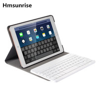Hmsunrise For IPad Air Keyboard Case Wireless Bluetooth Keyboard Cover For Apple IPad Air 1 A1474