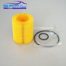 Масляный фильтр для Toyota RAV 4/COROLLA Verso 2,2. Lexus GS300/IS300 oem: 04152-YZZA5# LH23
