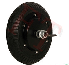 8 400W  24V e scooter wheel hub motor  electric hub motor for razor scooter   electric scooter parts