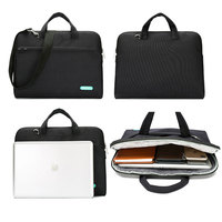 Women Laptop Briefcase Sleeve Bag For 11 6 Inch Jumper EZbook Air Ultrabook Laptop Men Handbag