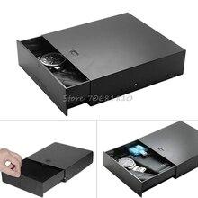 """Caja externa 5.25 """"HDD Disco Duro Móvil Cajón Blanco Estante de Escritorio PC # R179T # Envío de La Gota"""