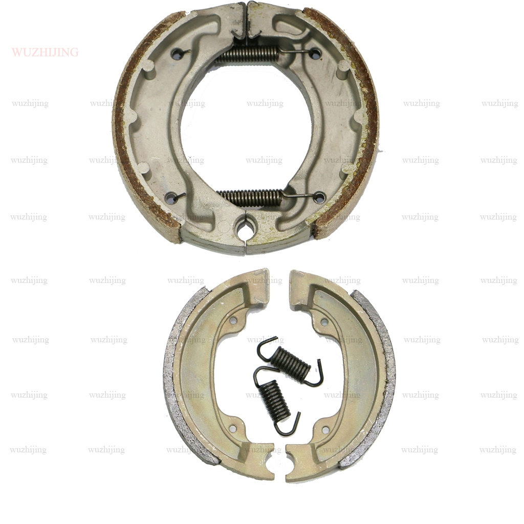 REAR Brake Shoes//Pad For Yamaha PW80 PY80 PW 80 PY 80 Y-Zinger 1983-2006