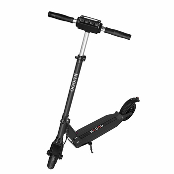 [Poland stock] No tax KUGOO S1 Electric Scooter Adult Electric Scooter 350W Folding 3 Speed Modes 8 Inches IP54 30KM 3-6day 1