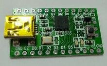 Бесплатная доставка! Teensy USB, макетная плата AVR MKII ISP кабель загрузки AT90USB162