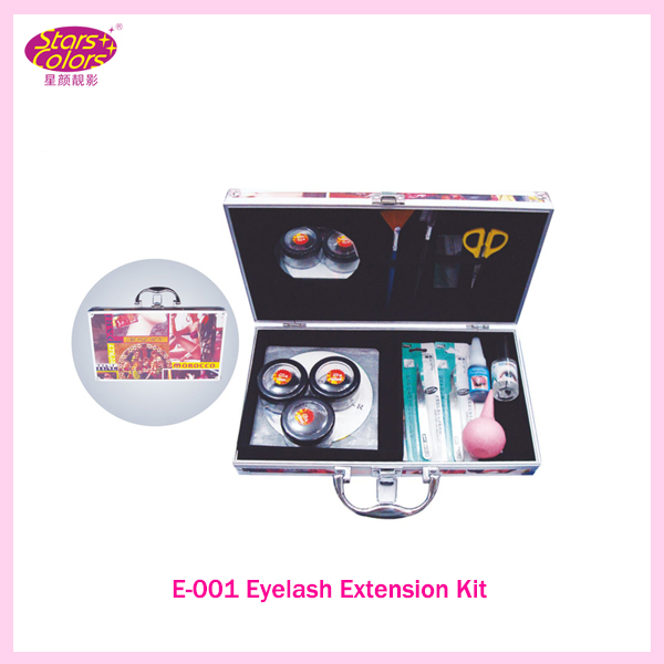 2017 Makeup False Eyelash Extension Cosmetic Set Kit Eye Individual Hand Made Natural Long Lashes Women Beauty Tool