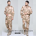 Tactical Casual Men Shirt + Pants set Camouflage Long Sleeve Slim Turn-down Collar Shirts Plus Size Outdoor Protective Clothing