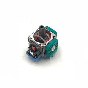 Image 2 - 100 pièces 3D analogique axe 3D Joystick Module potentiomètre pour Playstation 4 PS4 contrôleur réparation couleur aléatoire