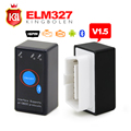 A++Quality ELM327 with Switch V1.5 Version ELM 327 Bluetooth with Switch Works on Android Symbian Windows Free Shipping