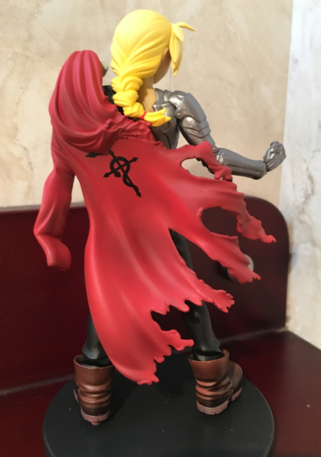 Fullmetal Alchemist Edward Elric Action Figure Toy