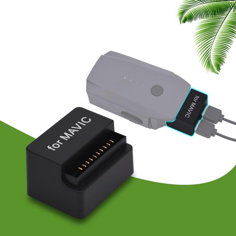 Kvm-switches Ersatzteil Batterie Für Smartphone Tablet Drohne Lade Adapter Für Dji Mavic Pro Batterie Converter Usb Ladegerät Kann Wiederholt Umgeformt Werden.