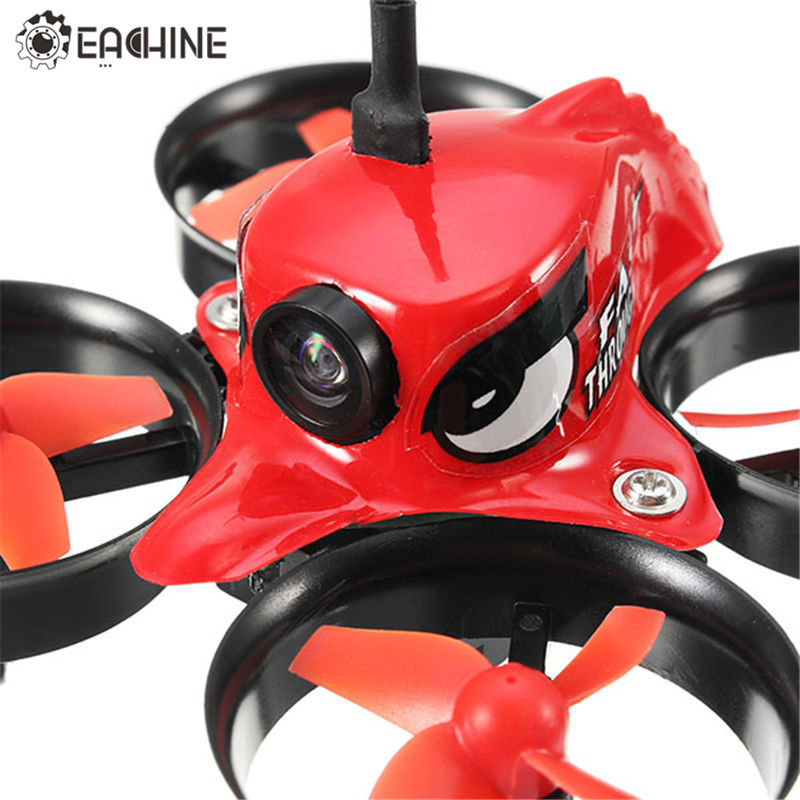 Eachine E013 RC Quadcopter Spares Parts Body Camera Cover Shell Protector Canopy Replacement Components With Stickers