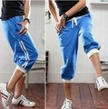 2012 passion 4colors  male casual casual pants knee-length pants xx-14