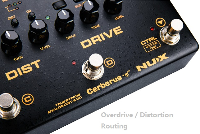 overdrive distortion