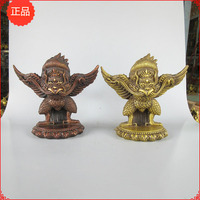 Pure copper Thor The Golden Wing Bird Xuan Guan living room study TV decoration cabinet equipment Seiko