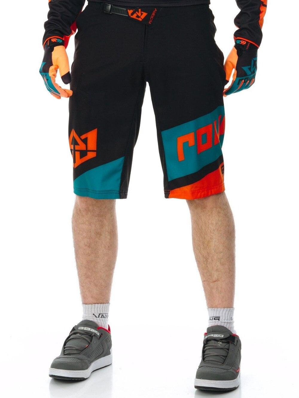 Nouveau short vtt homme DH Enduro MX Motocross Dirt Bike tout-terrain course moto locomotive Shorts été pantalon à séchage rapide
