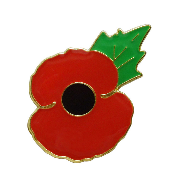 US $115 0 |Metal poppy lapel badges pins-in Pins & Badges from Home &  Garden on Aliexpress com | Alibaba Group