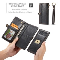 Luxury Wallet Phone Bag Case For Samsung Galaxy S8 Plus Flip Leather Soft TPU Back Cover