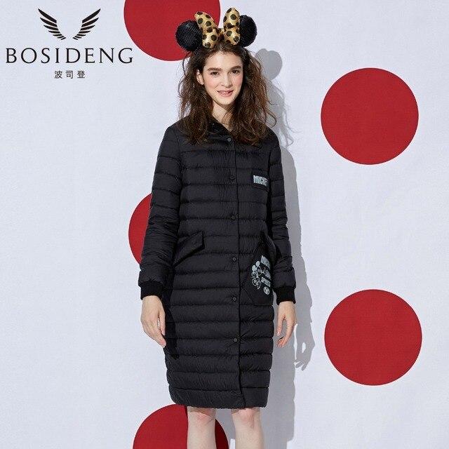 Long Vêtements D'hiver Manteau Veste X Down De Femmes Bosideng PZTwqSIw