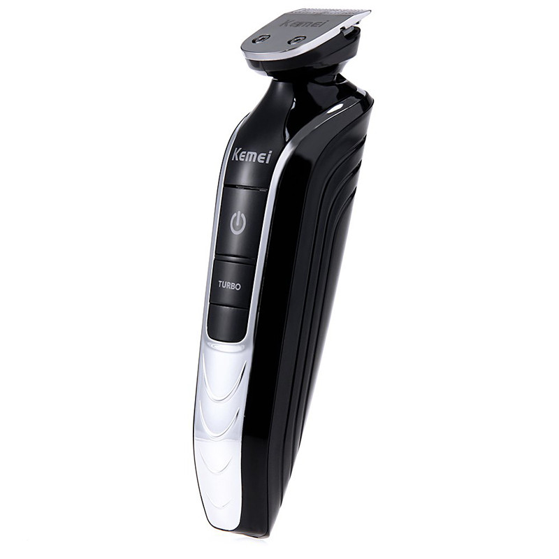 Kemei Waterproof Five In One Hair Clipper Rechargeable Electric Trimmer Beard And Nose Trimmers Which Help Men way to exquisite цены онлайн