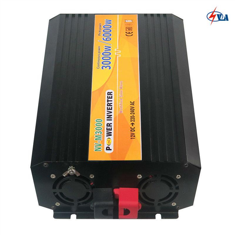 NV-M3000 12V 24V 3000 Watt DC To AC ups power inverter AC 110V 220V