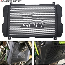 цена на For KAWASAKI Z900 Z 900 2017 2018 Motorcycle Accessories Radiator Guard Protector Grille Grill Cover Engine Grill Guard Covers