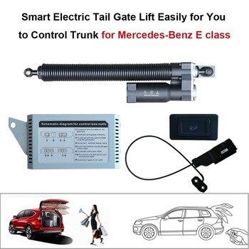 Smart Auto Elettrica di Coda Porta di Sollevamento per Mercedes-Benz classe E di Controllo Remoto Set Altezza Evitare Pizzico Con Il Fermo