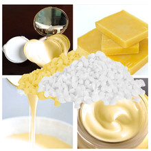 White/Yellow Bees Wax DIY Smokeless Wax Candle Making Lipstick Material Natural Beeswax Candle Soap Making Handmade Gift Supply