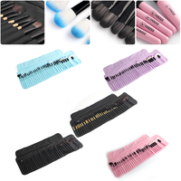 VANDER Professional 32 Pcs Makeup Brush Tools For Beauty Soft Face Eyebrow Shadow Make Up Brush